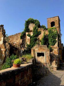 Celleno Italija Toskana